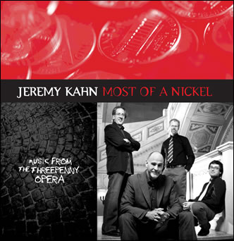 Jeremy kahn - most of a nickel