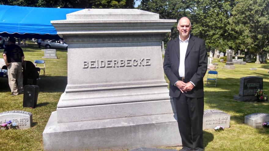 Bix grave
